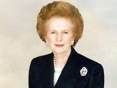 Muri� Margaret Thatcher