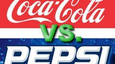 Pepsi gana terreno a Coca-Cola en 2012 a pesar de las Olimpiadas