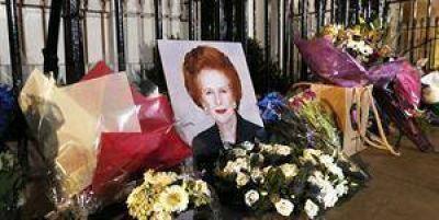 Conmoción por la muerte de Thatcher, una líder que marcó a Gran Bretaña