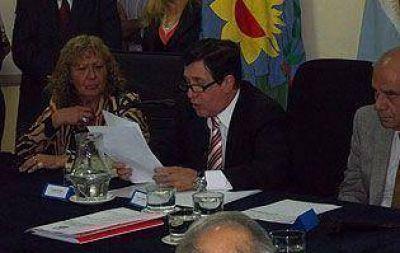 Ante el Concejo, Díaz Pérez hizo hincapié en la seguridad