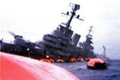La orden de hundir el crucero Belgrano, la decisi�n m�s controvertida de Thatcher
