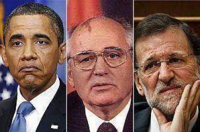 Líderes mundiales expresan congoja y agradecimiento