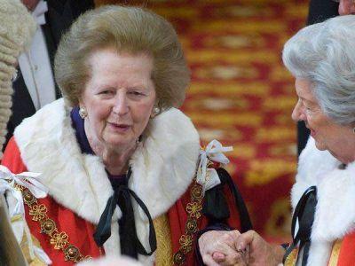 Así será el funeral de Margaret Thatcher
