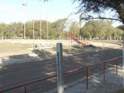 Está confirmada la concreción de la pista de atletismo en Viedma