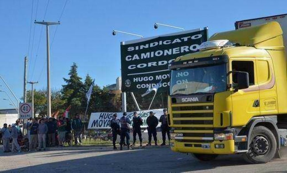 Camioneros rechazó laudo en contra, y la Nación pudo intervenir