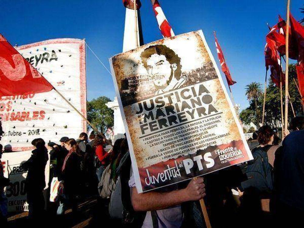 Ferreyra: dieron a conocer el audio de la charla entre Tomada y Pedraza