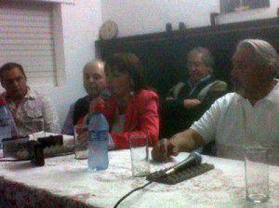 Elecciones 2013: se confirmó la unidad del PJ
