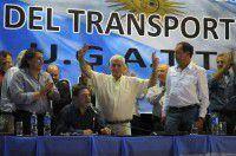 CGT que conduce Caló pedirá una reunión con la Presidenta