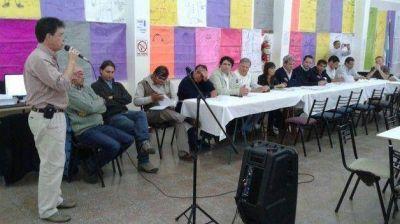 Quedó conformado el Comité de Cuenca del Río Chubut