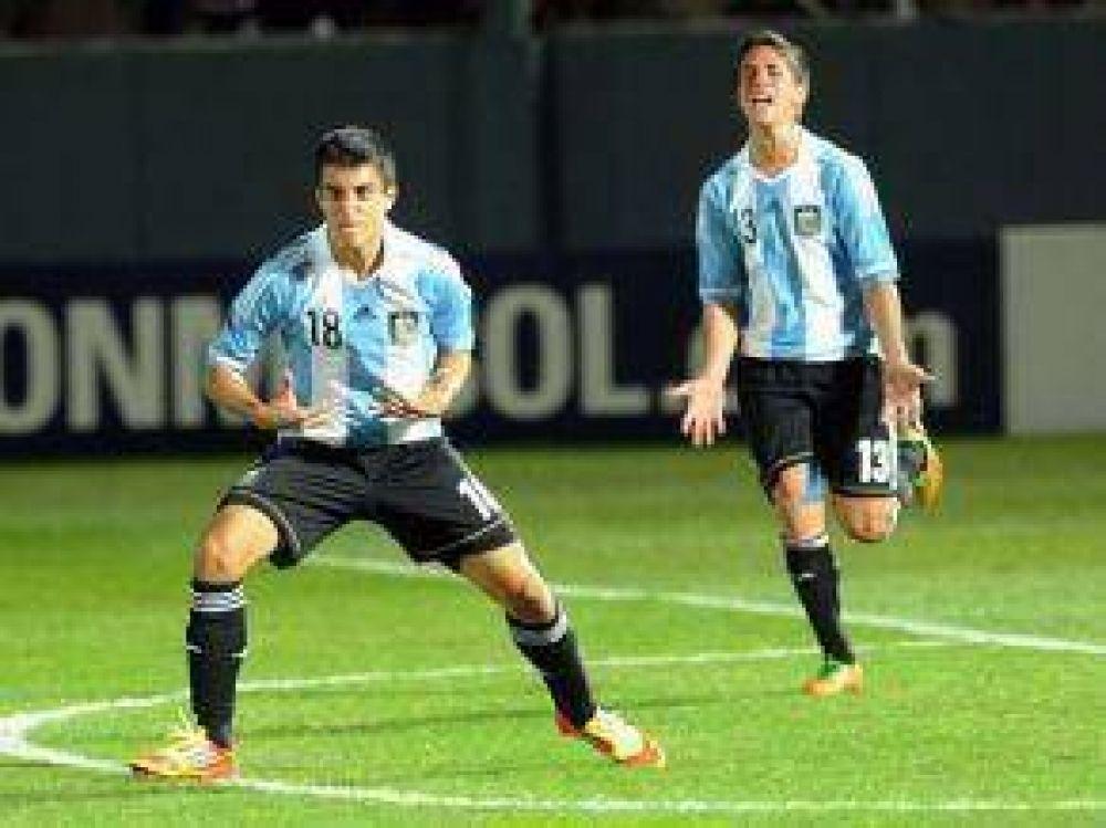 La selección juvenil clasificó a la siguiente etapa del Sudamericano