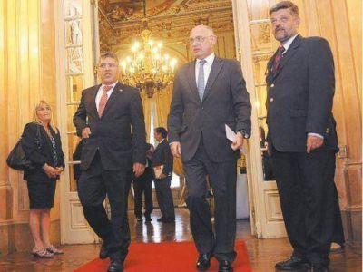 El canciller de Venezuela ratificó la alianza estratégica con la Argentina