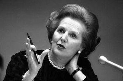 Prohíben en Gran Bretaña la asistencia de Cristina al funeral de Thatcher