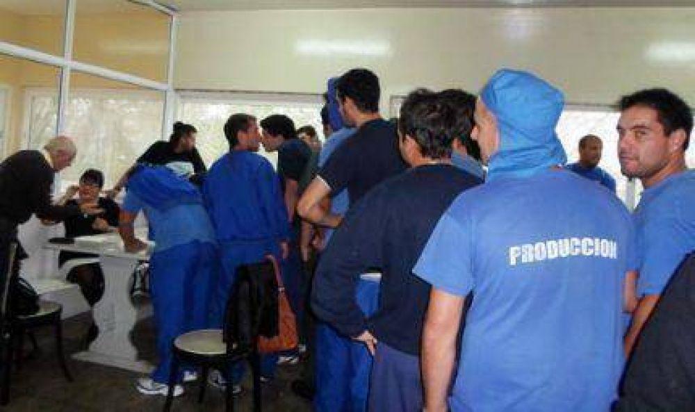 Continúa la huelga de trabajadores de la sanidad en la empresa Braun Medical