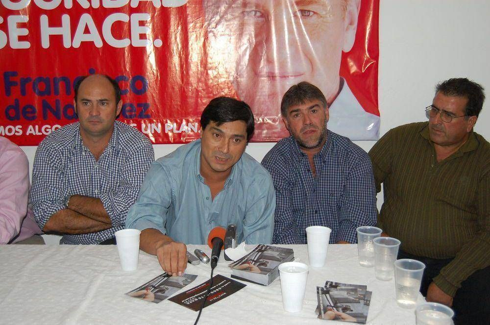 Unión PRO inauguró su sede partidaria.