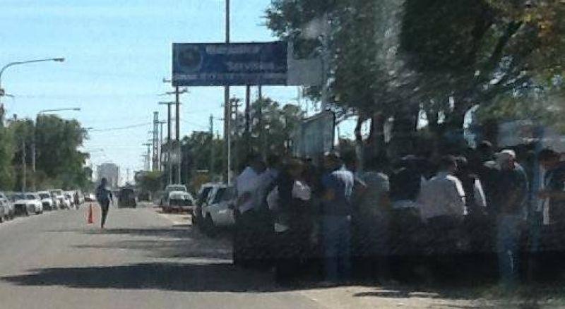 """El presidente de Transpuntano dijo que el paro del martes no tuvo """"justificativo�"""