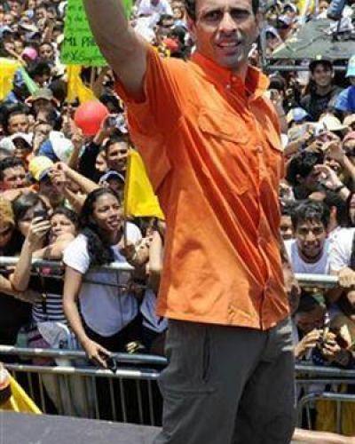 En una Venezuela de telenovela, el drama está en las calles