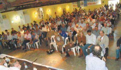"""Mesa de Enlace: ruralistas pidieron """"hacer desaparecer"""" al gobierno"""
