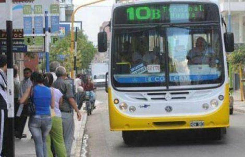 La UTA ratificó paro de transportes