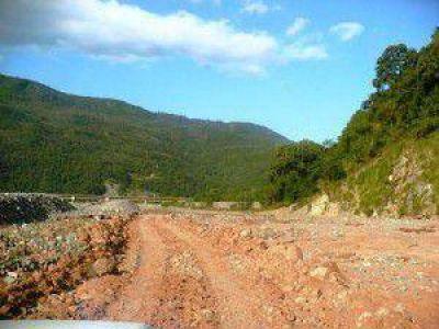 Rehabilitaron camino entre El Chañi y León