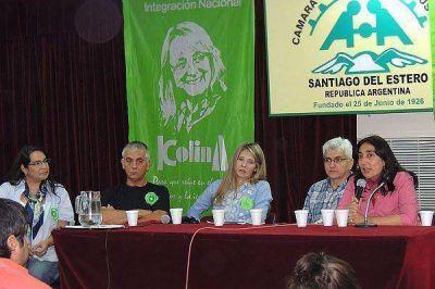 """Más de 300 mujeres debatieron sobre """"La Mujer, ciudadanía y participación"""""""