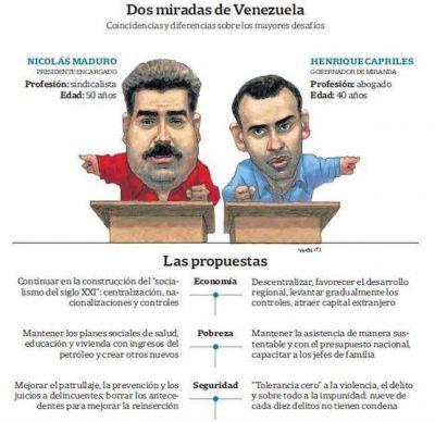 La maquinaria electoral chavista busca asegurar un triunfo contundente
