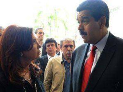 Cristina felicitó al presidente electo