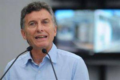 """Macri adhiere al 18-A y pide """"no ser indiferente"""""""