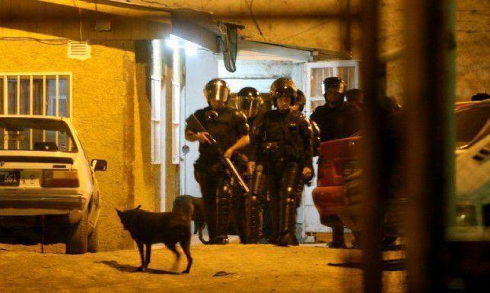 Internos del ex Cose realizaron destrozos y tomaron como rehén a un celador