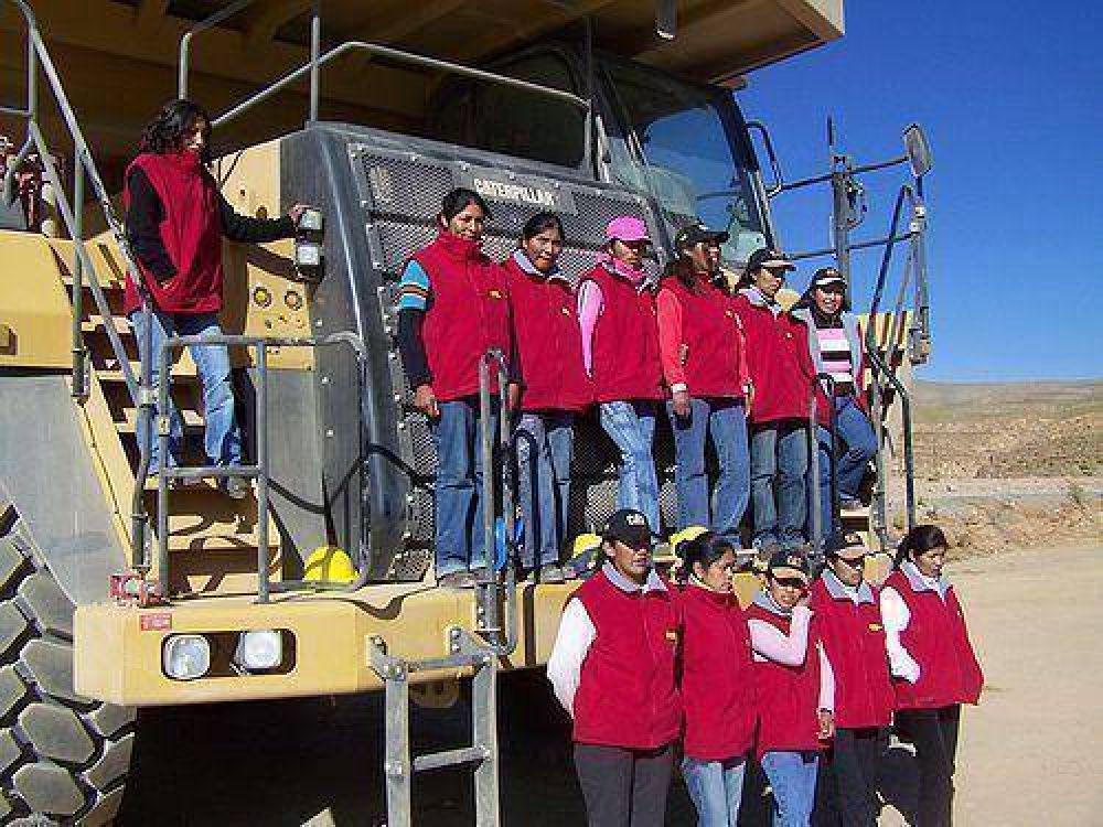 Acordaron un 28 por ciento de aumento para los trabajadores de Mina Pirquitas