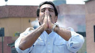 """Un líder sindical que terminó siendo el """"hijo de Chávez"""""""