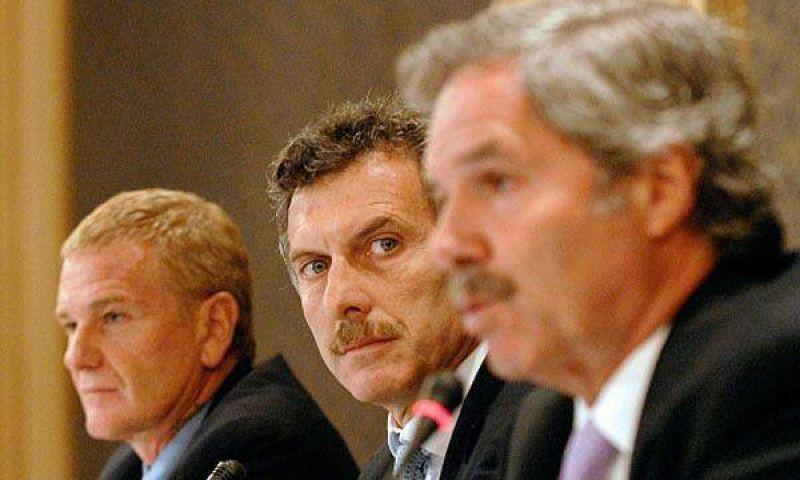 De Narv�ez, Macri y Sol� mantienen un encuentro con la Mesa de Enlace
