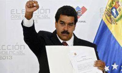 Dan por electo a Maduro y entra Venezuela en zona turbulenta