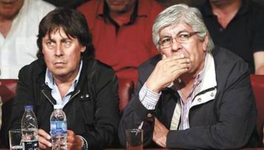 La CGT de Moyano se distancia de Micheli y duda sumarse al paro del 15 de mayo