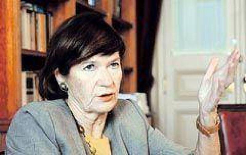 Highton: ''Los jueces suplentes, lo más débil de la Justicia''