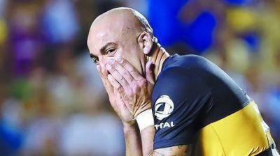 Proh�ben a Silva y a Sosa que vayan a los partidos de Boca