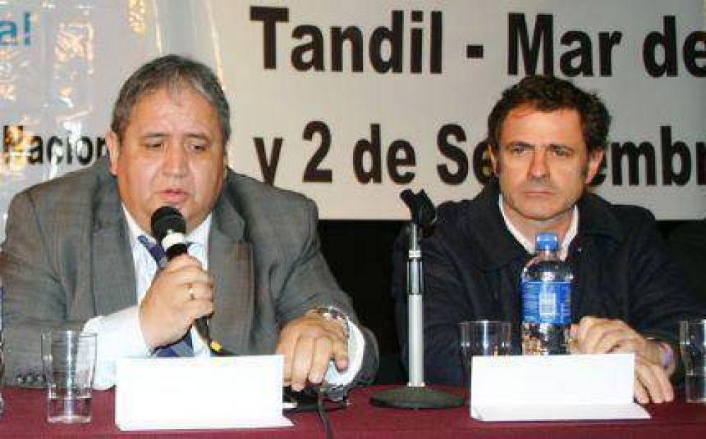 Dirigentes bancarios marplatenses se suman a la Conducción Nacional