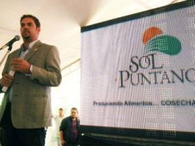 Entregan certificados a productores para poder vender fuera de San Luis