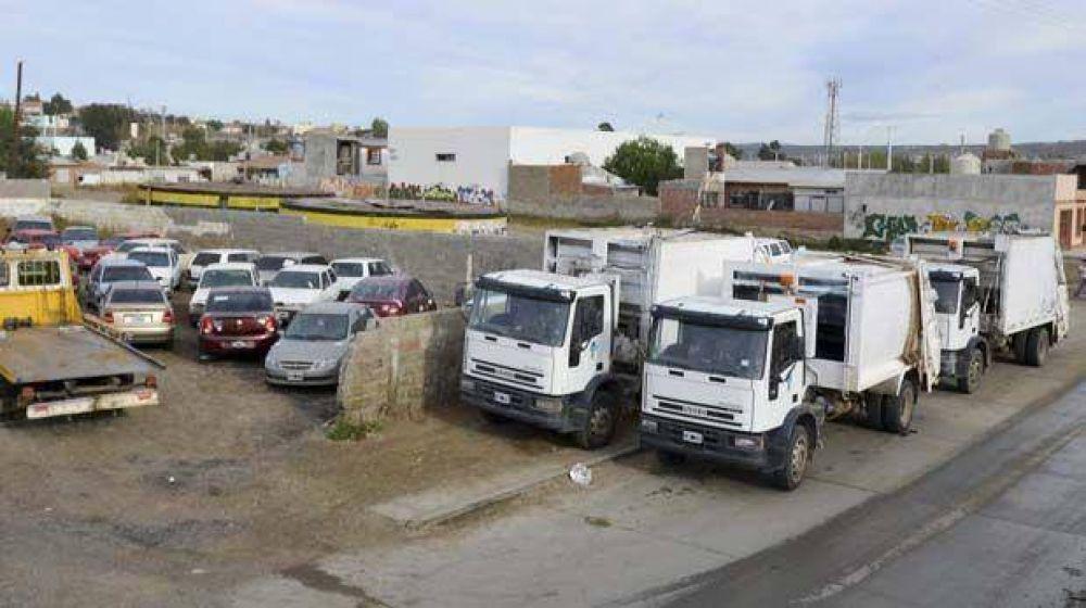 Los municipales de Caleta realizan paro por 48 horas