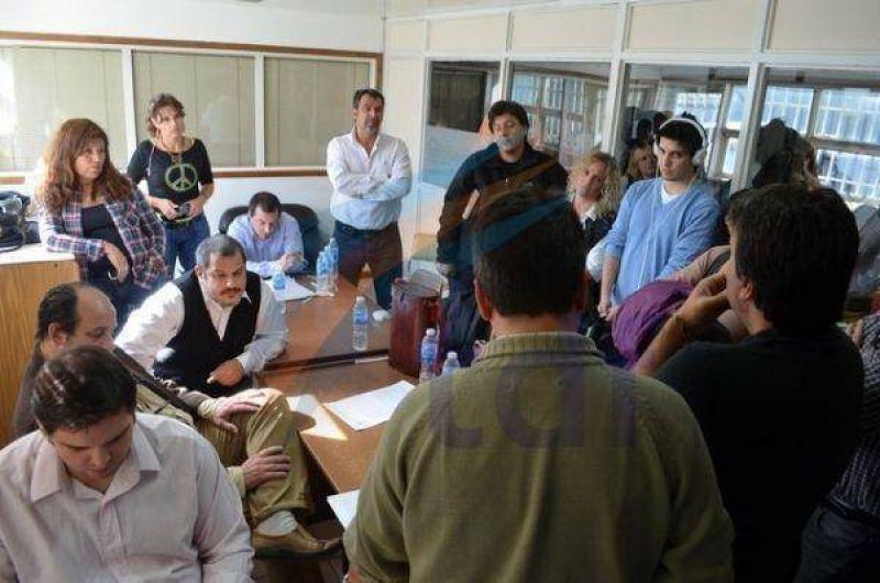 """Gobierno ofreció un 7,8% de aumento en la """"función docente"""""""