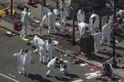 El FBI arrestó a un sospechoso por el atentado de Boston
