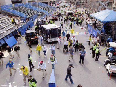 Niegan que el arresto en Boston esté relacionado con el atantado