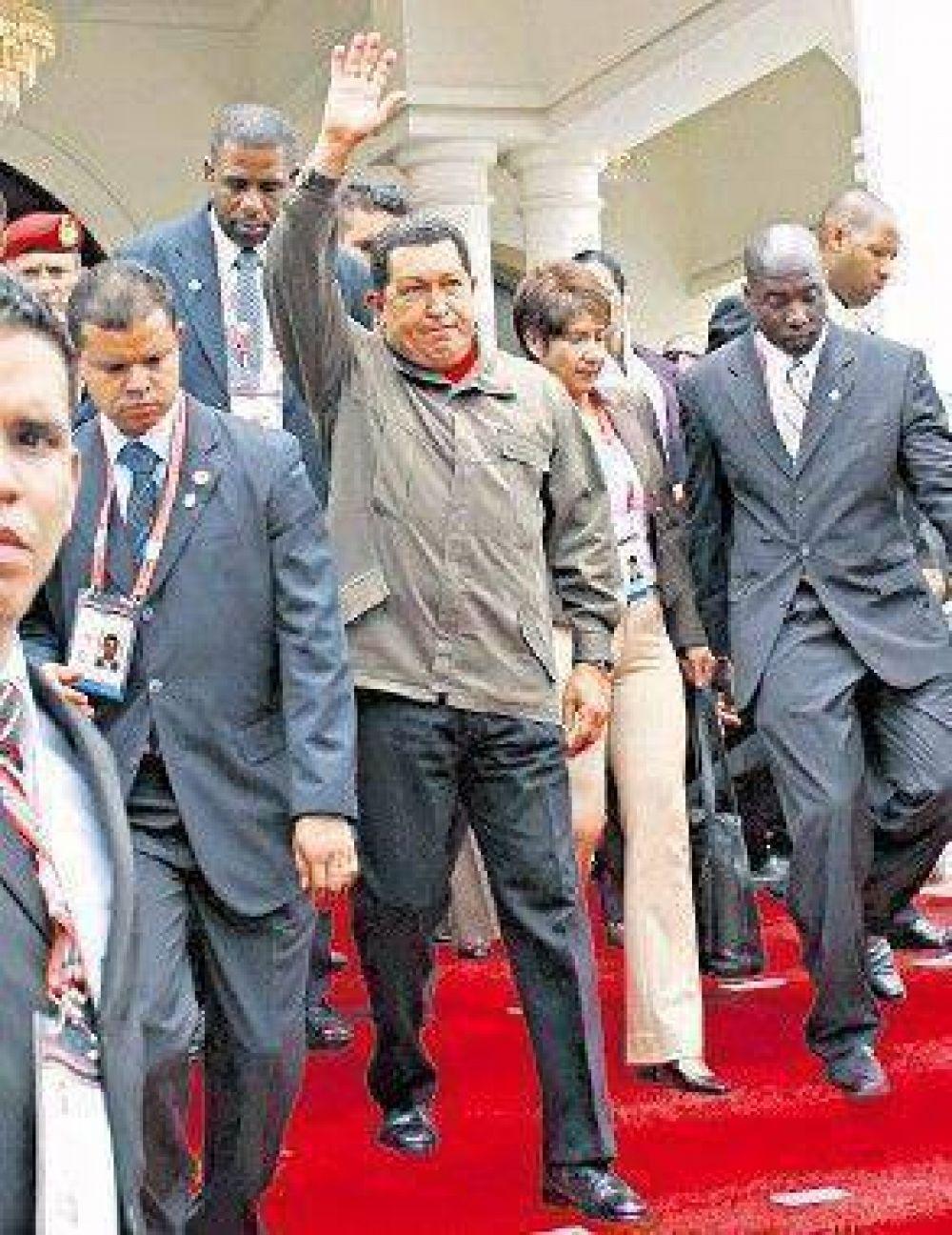 Obama tuvo que justificar su acercamiento a Chávez