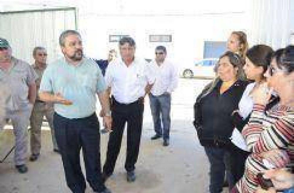 Trabajadores municipales lograron un 28% de incremento salarial
