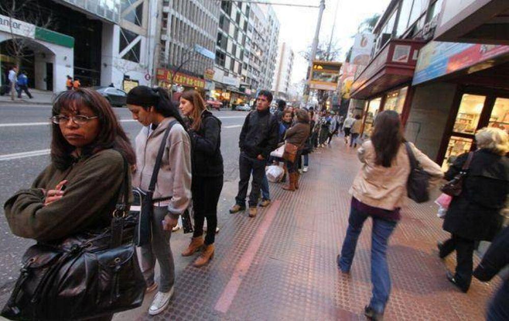 El lunes habrá paro total de transporte urbano en Córdoba
