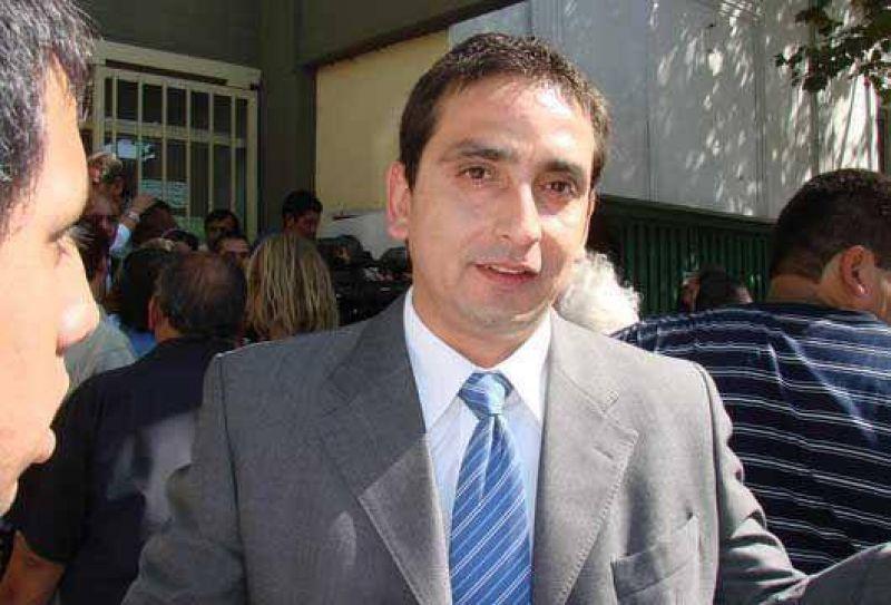 "Jose C. Paz  ""Soy el hombre de De Narv�ez en Jos� C. Paz"""