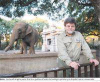 Renunció con duras críticas el director del zoológico porteño