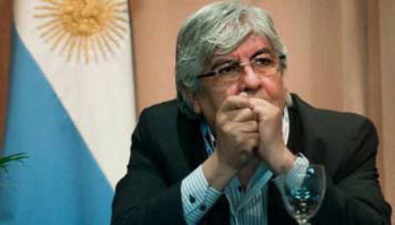 """Hugo Moyano: """"La marcha fue imponente"""""""