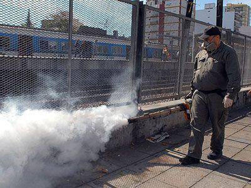 Realizan tareas de prevención del dengue en Avellaneda