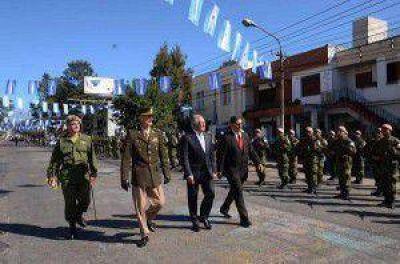 San Salvador de Jujuy celebró los 420 años de su fundación