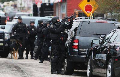 Tras una cacería humana en Boston, arrestan a uno de los terroristas